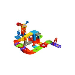 VTECH CONSTRUCTION SITE PLAYSET image here