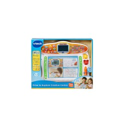 VTECH DRAW TO EXPLORE CREATIVE CENTRE image here