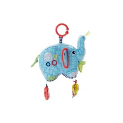 FISHER PRICE ACTIVITY ELEPHANT image here
