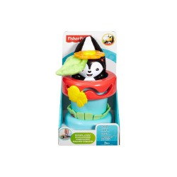 FISHER PRICE PEEK 'N' PLAY FLOWER POT image here