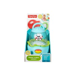 FISHER PRICE FLUTTER 'N' GLOW LANTERN image here