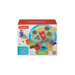 FISHER PRICE BUTTERFLY SHP SORTER image here