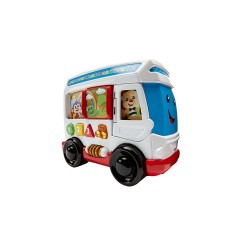 Fisher-Price Laugh & Learn® Learn Around Town Bus image here