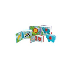Fisher-Price Rainforest Friends Activity Books image here