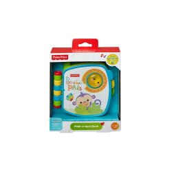 Fisher-Price Peek-a-boo Book! image here