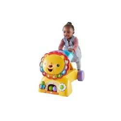 Fisher-Price 3-in-1 Sit, Stride & Ride Lion image here