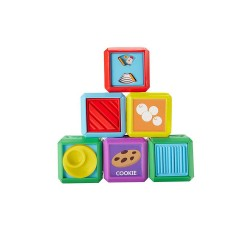 Fisher-Price Laugh & Learn Food Blocks image here