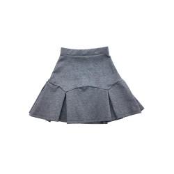 Orange Juice A-line Pleated Skirt image here