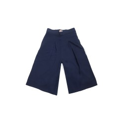 Orange Juice Cullote Woven Pants with Elasticized Waist image here